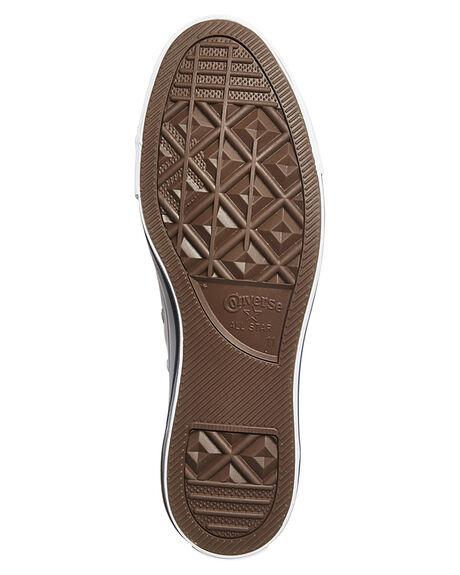 OPTICAL WHITE MENS FOOTWEAR CONVERSE SKATE SHOES - SS17652WHIM
