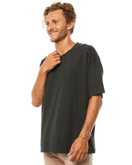 BLACK MENS CLOTHING INSIGHT TEES - 5000000950BLK