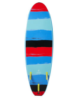 COOL BLUE BOARDSPORTS SURF CATCH SURF SOFTBOARDS - ODY60LOGCBLU