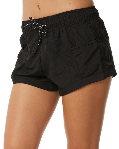 BLACK WOMENS CLOTHING BILLABONG SHORTS - 6572368BLK