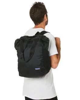 BLACK MENS ACCESSORIES PATAGONIA BAGS + BACKPACKS - 48809BLK
