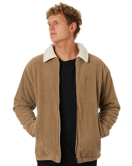 FENNEL MENS CLOTHING RUSTY JACKETS - JKM0386FNL