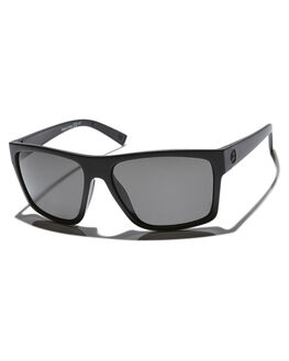 BLACK SATIN MENS ACCESSORIES VONZIPPER SUNGLASSES - SMSDIPBKSBLKST