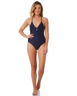 NAVY WOMENS SWIMWEAR ALL ABOUT EVE ONE PIECES - 64X8010NVY