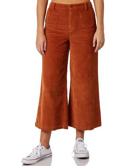 TAN WOMENS CLOTHING THE HIDDEN WAY PANTS - H8184191TAN