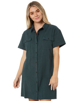 GREEN GABLES WOMENS CLOTHING RUSTY DRESSES - DRL1041GGB