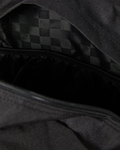 BLACK WOMENS ACCESSORIES VANS BAGS + BACKPACKS - VN0A3UI6BLK