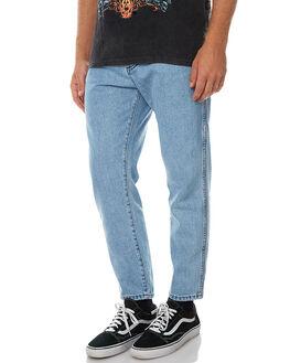 RECKLESS BLUE MENS CLOTHING THRILLS JEANS - TDP-414ERECBL