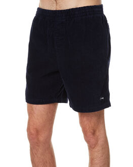 NAVY MENS CLOTHING STUSSY SHORTS - ST071607NVY