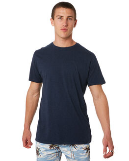 NAVY MARLE MENS CLOTHING SWELL TEES - S5164002NVYMA