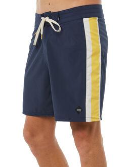 NAVY MENS CLOTHING SWELL BOARDSHORTS - S5183234NAVY