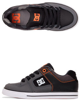 BLACK/CAMO KIDS BOYS DC SHOES SNEAKERS - ADBS300258-BCM