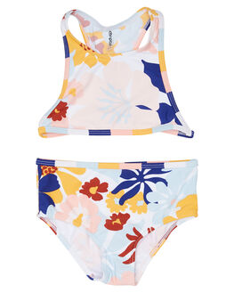 WHITE KIDS GIRLS RIP CURL SWIMWEAR - FSICI11000