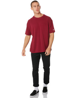 BERRY MENS CLOTHING NO NEWS TEES - N5194002BERRY