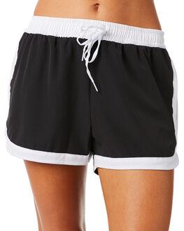 BLACK WOMENS CLOTHING BILLABONG SHORTS - 6581364BLK