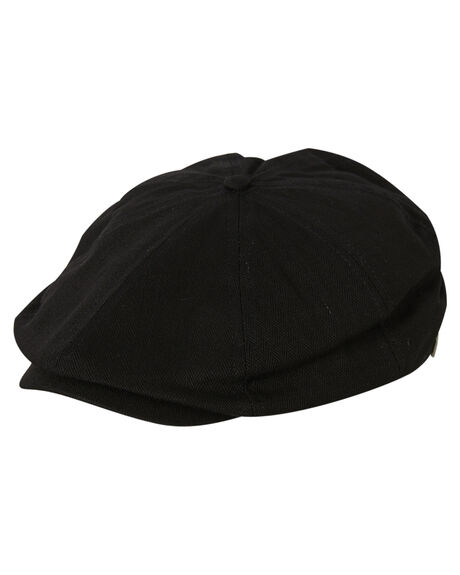 BLACK MENS ACCESSORIES BRIXTON HEADWEAR - 10770BLACK