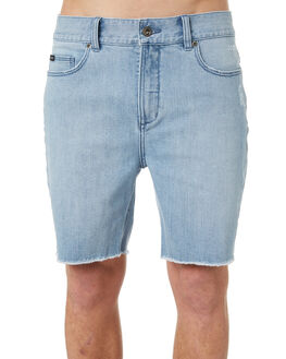 VINTAGE BLUE MENS CLOTHING RVCA SHORTS - R182314VBLU