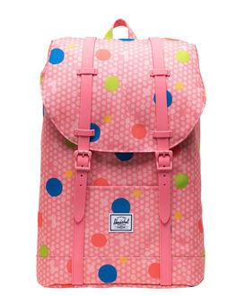 PRIMARY POLKA KIDS GIRLS HERSCHEL SUPPLY CO BAGS + BACKPACKS - 10248-03267-OSPLK