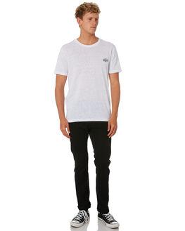 BRIGHT WHITE MENS CLOTHING RUSTY TEES - TTM2301BTW