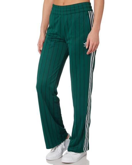 254f546e914a COLLEGIATE GREEN WOMENS CLOTHING ADIDAS PANTS - DU9930GRN