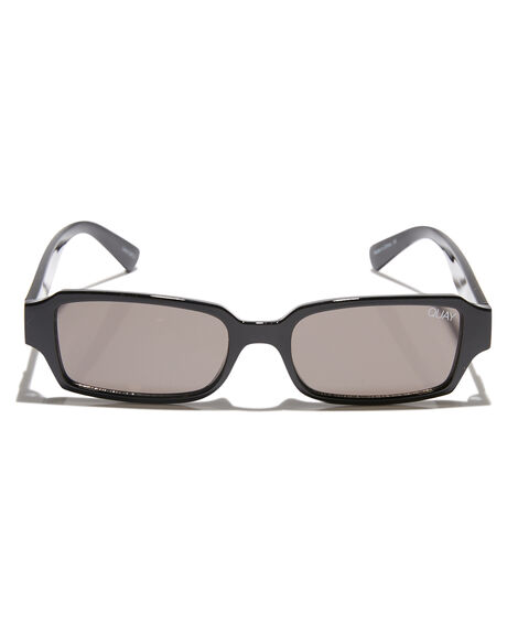 BLACK SMOKE WOMENS ACCESSORIES QUAY EYEWEAR SUNGLASSES - QW-000292-BLKSM