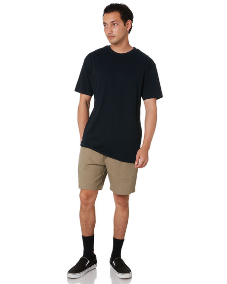 COFFEE MENS CLOTHING AS COLOUR SHORTS - 5909COF