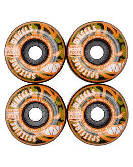 BLACK SKATE HARDWARE SPITFIRE  - CRADIAL54BLK