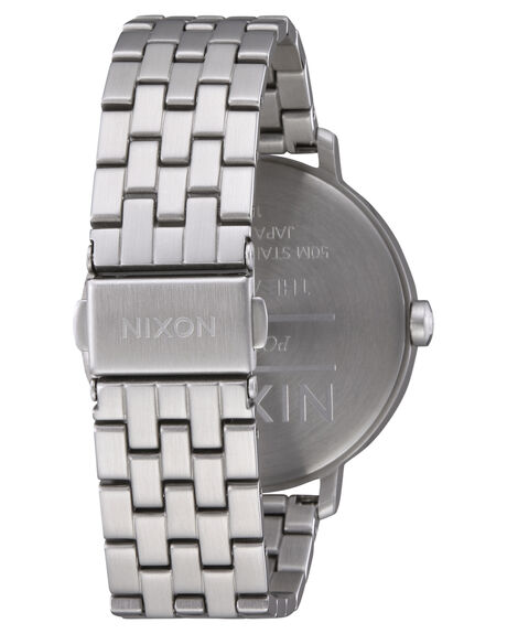 SILVER GRAY PINK WOMENS ACCESSORIES NIXON WATCHES - A1090-3161