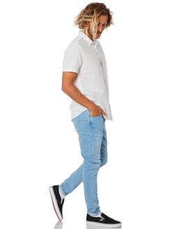 DIRTBAG BLUE MENS CLOTHING WRANGLER JEANS - W-901715-NA4