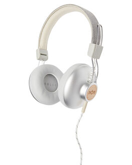 SILVER ACCESSORIES AUDIO MARLEY  - EM-JH121-SIV