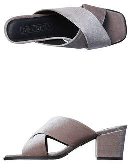 DUST VELVET WOMENS FOOTWEAR SOL SANA FLATS - SS171W484DUS