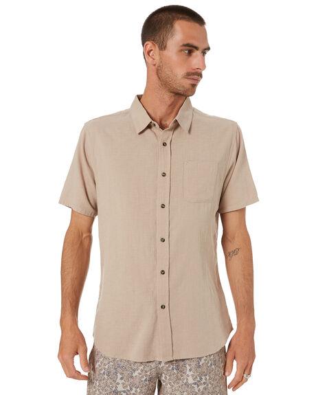 HUMUS MENS CLOTHING RUSTY SHIRTS - WSM0960HMS