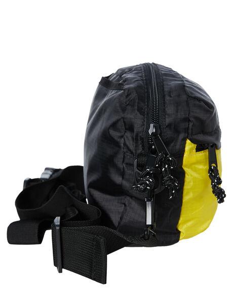 BLACK MULTI MENS ACCESSORIES OBEY BAGS + BACKPACKS - 100010126BKM