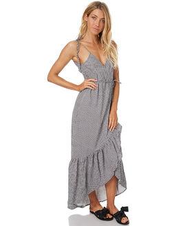 CHECK WOMENS CLOTHING RUE STIIC DRESSES - CC50CHK