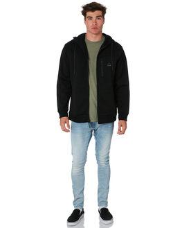 BLACK MENS CLOTHING BILLABONG JUMPERS - 9585628BLK