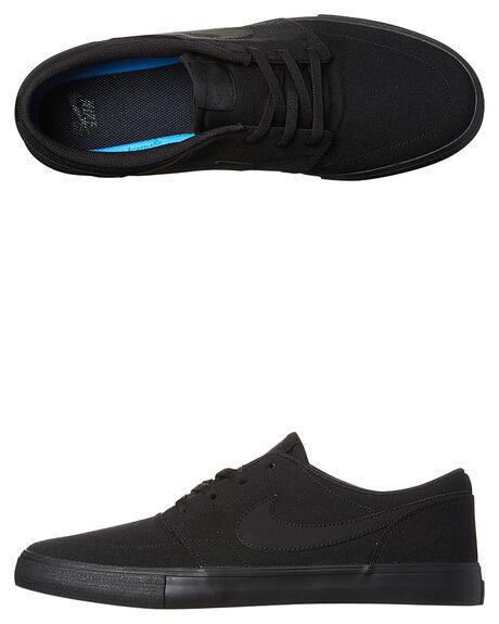 1cab13e45 BLACK BLACK WOMENS FOOTWEAR NIKE SNEAKERS - SS880268-001W