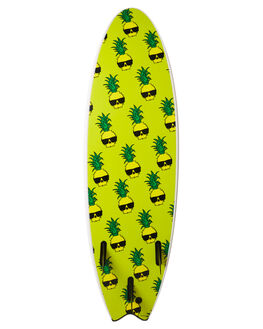 WHITE BOARDSPORTS SURF CATCH SURF SOFTBOARDS - WB56-BGWHT