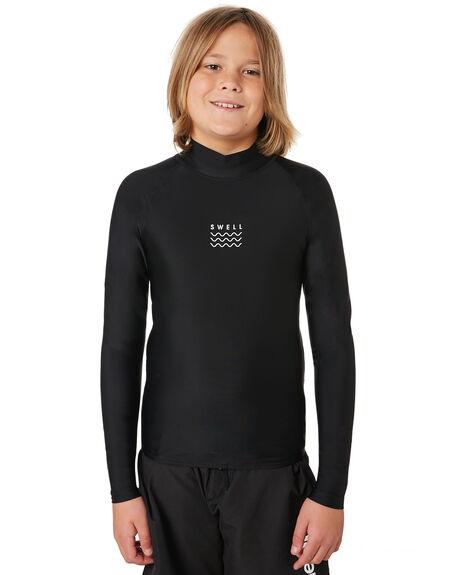 BLACK KIDS BOYS SWELL SWIMWEAR - S3164051BLACK