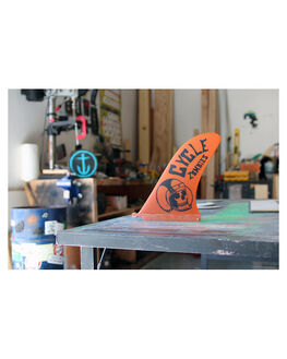 ORANGE BOARDSPORTS SURF CAPTAIN FIN CO. FINS - CFF0211502ORG