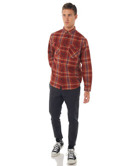 FIRED BRICK MENS CLOTHING BURTON SHIRTS - 140531600
