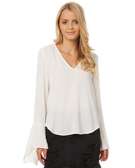 IVORY WOMENS CLOTHING THE FIFTH LABEL FASHION TOPS - TX170741TIVRY