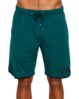 DARK TEAL MENS CLOTHING RVCA SHORTS - RV-R371313-D58