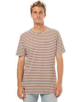 VINTAGE STRIPE MENS CLOTHING RPM TEES - 7SMT01CVSTRP