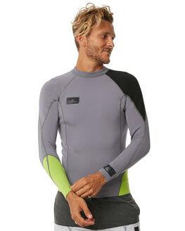 SMOKE LIME BLACK SURF WETSUITS O'NEILL VESTS - 3513001V56
