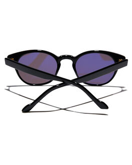 BLACK MENS ACCESSORIES SUNDAY SOMEWHERE SUNGLASSES - SUN501000150