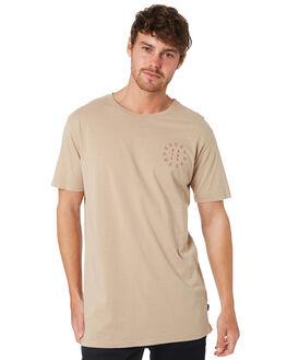 SAND MENS CLOTHING SILENT THEORY TEES - 4033002SAN