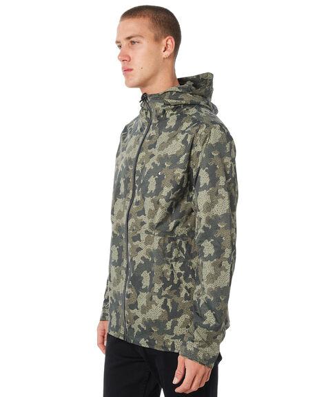 CAMO MENS CLOTHING HUFFER JACKETS - MRJA81J1701CAMO