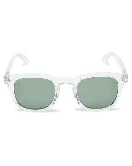CLEAR MENS ACCESSORIES LOCAL SUPPLY SUNGLASSES - AVENUECRP2