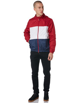 RED CRUSH MENS CLOTHING NIKE JACKETS - 938015618