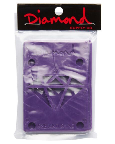 PURPLE BOARDSPORTS SKATE DIAMOND SUPPLY CO ACCESSORIES - 016001118PUR